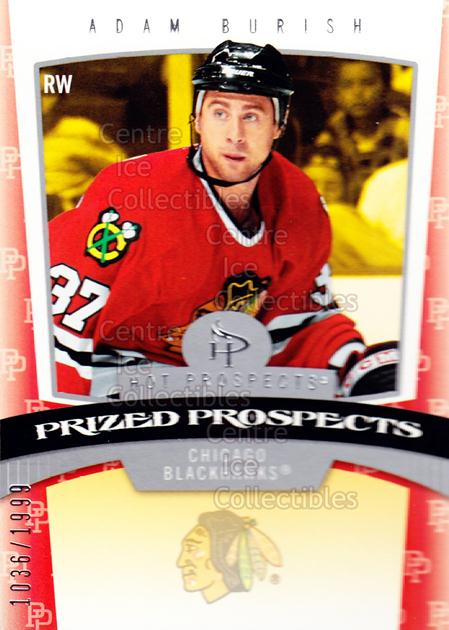 2006-07 Hot Prospects #152 Adam Burish<br/>3 In Stock - $3.00 each - <a href=https://centericecollectibles.foxycart.com/cart?name=2006-07%20Hot%20Prospects%20%23152%20Adam%20Burish...&quantity_max=3&price=$3.00&code=131636 class=foxycart> Buy it now! </a>
