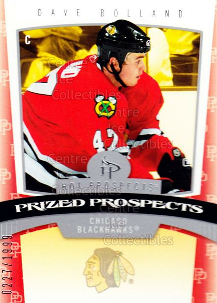 2006-07 Hot Prospects #154 David Bolland<br/>4 In Stock - $3.00 each - <a href=https://centericecollectibles.foxycart.com/cart?name=2006-07%20Hot%20Prospects%20%23154%20David%20Bolland...&quantity_max=4&price=$3.00&code=131638 class=foxycart> Buy it now! </a>