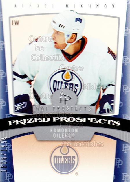 2006-07 Hot Prospects #156 Alexei Mikhnov<br/>3 In Stock - $3.00 each - <a href=https://centericecollectibles.foxycart.com/cart?name=2006-07%20Hot%20Prospects%20%23156%20Alexei%20Mikhnov...&quantity_max=3&price=$3.00&code=131640 class=foxycart> Buy it now! </a>