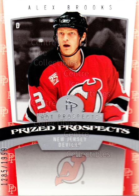 2006-07 Hot Prospects #168 Alex Brooks<br/>1 In Stock - $3.00 each - <a href=https://centericecollectibles.foxycart.com/cart?name=2006-07%20Hot%20Prospects%20%23168%20Alex%20Brooks...&quantity_max=1&price=$3.00&code=131651 class=foxycart> Buy it now! </a>
