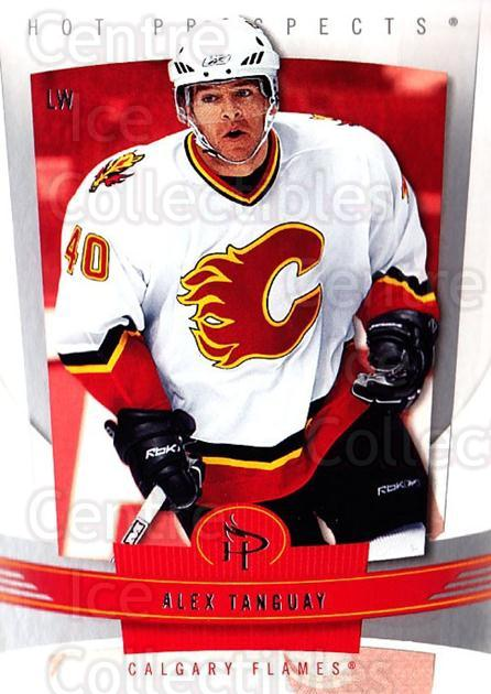 2006-07 Hot Prospects #17 Alex Tanguay<br/>5 In Stock - $1.00 each - <a href=https://centericecollectibles.foxycart.com/cart?name=2006-07%20Hot%20Prospects%20%2317%20Alex%20Tanguay...&quantity_max=5&price=$1.00&code=131653 class=foxycart> Buy it now! </a>