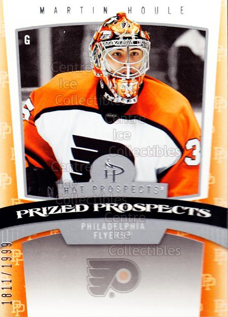 2006-07 Hot Prospects #170 Martin Houle<br/>1 In Stock - $3.00 each - <a href=https://centericecollectibles.foxycart.com/cart?name=2006-07%20Hot%20Prospects%20%23170%20Martin%20Houle...&quantity_max=1&price=$3.00&code=131654 class=foxycart> Buy it now! </a>