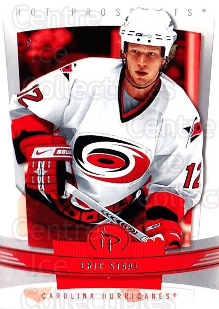 2006-07 Hot Prospects #19 Eric Staal<br/>3 In Stock - $1.00 each - <a href=https://centericecollectibles.foxycart.com/cart?name=2006-07%20Hot%20Prospects%20%2319%20Eric%20Staal...&quantity_max=3&price=$1.00&code=131670 class=foxycart> Buy it now! </a>