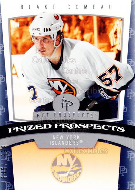 2006-07 Hot Prospects #191 Blake Comeau<br/>1 In Stock - $3.00 each - <a href=https://centericecollectibles.foxycart.com/cart?name=2006-07%20Hot%20Prospects%20%23191%20Blake%20Comeau...&quantity_max=1&price=$3.00&code=131671 class=foxycart> Buy it now! </a>