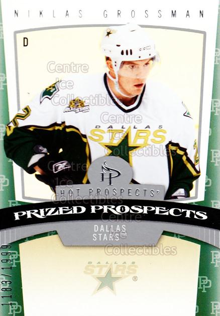 2006-07 Hot Prospects #200 Niklas Grossman<br/>1 In Stock - $3.00 each - <a href=https://centericecollectibles.foxycart.com/cart?name=2006-07%20Hot%20Prospects%20%23200%20Niklas%20Grossman...&quantity_max=1&price=$3.00&code=131678 class=foxycart> Buy it now! </a>