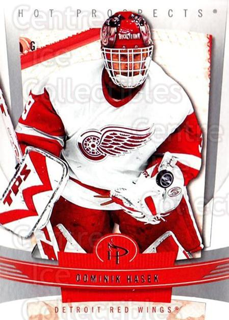 2006-07 Hot Prospects #37 Dominik Hasek<br/>1 In Stock - $1.00 each - <a href=https://centericecollectibles.foxycart.com/cart?name=2006-07%20Hot%20Prospects%20%2337%20Dominik%20Hasek...&quantity_max=1&price=$1.00&code=131698 class=foxycart> Buy it now! </a>