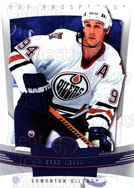 2006-07 Hot Prospects #40 Ryan Smyth<br/>4 In Stock - $1.00 each - <a href=https://centericecollectibles.foxycart.com/cart?name=2006-07%20Hot%20Prospects%20%2340%20Ryan%20Smyth...&quantity_max=4&price=$1.00&code=131701 class=foxycart> Buy it now! </a>