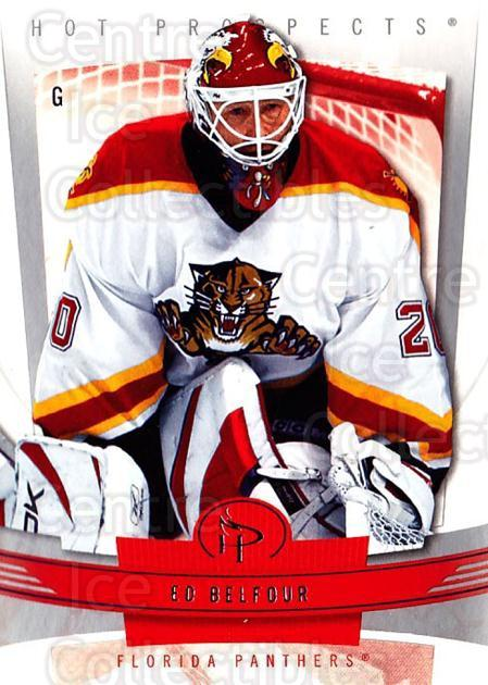 2006-07 Hot Prospects #43 Ed Belfour<br/>3 In Stock - $2.00 each - <a href=https://centericecollectibles.foxycart.com/cart?name=2006-07%20Hot%20Prospects%20%2343%20Ed%20Belfour...&quantity_max=3&price=$2.00&code=131704 class=foxycart> Buy it now! </a>