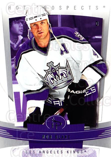 2006-07 Hot Prospects #46 Rob Blake<br/>5 In Stock - $1.00 each - <a href=https://centericecollectibles.foxycart.com/cart?name=2006-07%20Hot%20Prospects%20%2346%20Rob%20Blake...&quantity_max=5&price=$1.00&code=131707 class=foxycart> Buy it now! </a>
