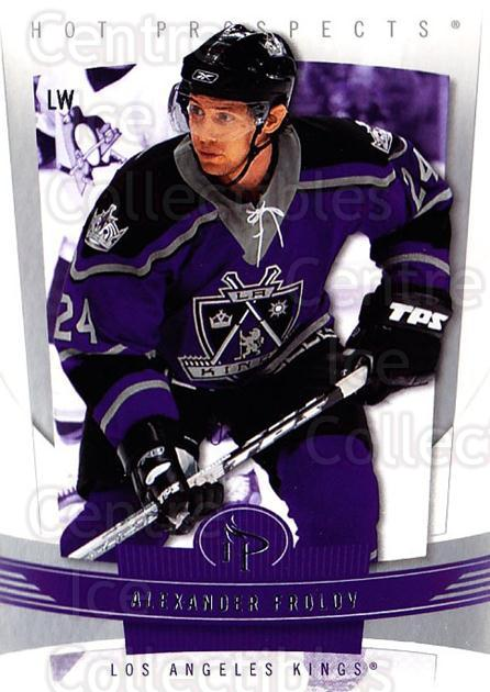 2006-07 Hot Prospects #47 Alexander Frolov<br/>7 In Stock - $1.00 each - <a href=https://centericecollectibles.foxycart.com/cart?name=2006-07%20Hot%20Prospects%20%2347%20Alexander%20Frolo...&quantity_max=7&price=$1.00&code=131708 class=foxycart> Buy it now! </a>