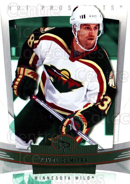 2006-07 Hot Prospects #50 Pavol Demitra<br/>4 In Stock - $1.00 each - <a href=https://centericecollectibles.foxycart.com/cart?name=2006-07%20Hot%20Prospects%20%2350%20Pavol%20Demitra...&quantity_max=4&price=$1.00&code=131712 class=foxycart> Buy it now! </a>