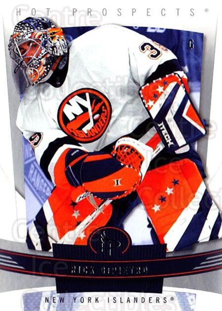 2006-07 Hot Prospects #60 Rick DiPietro<br/>3 In Stock - $1.00 each - <a href=https://centericecollectibles.foxycart.com/cart?name=2006-07%20Hot%20Prospects%20%2360%20Rick%20DiPietro...&quantity_max=3&price=$1.00&code=131723 class=foxycart> Buy it now! </a>
