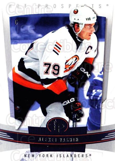 2006-07 Hot Prospects #61 Alexei Yashin<br/>4 In Stock - $1.00 each - <a href=https://centericecollectibles.foxycart.com/cart?name=2006-07%20Hot%20Prospects%20%2361%20Alexei%20Yashin...&quantity_max=4&price=$1.00&code=131724 class=foxycart> Buy it now! </a>