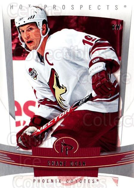 2006-07 Hot Prospects #74 Shane Doan<br/>5 In Stock - $1.00 each - <a href=https://centericecollectibles.foxycart.com/cart?name=2006-07%20Hot%20Prospects%20%2374%20Shane%20Doan...&quantity_max=5&price=$1.00&code=131738 class=foxycart> Buy it now! </a>