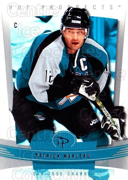 2006-07 Hot Prospects #85 Patrick Marleau<br/>3 In Stock - $1.00 each - <a href=https://centericecollectibles.foxycart.com/cart?name=2006-07%20Hot%20Prospects%20%2385%20Patrick%20Marleau...&quantity_max=3&price=$1.00&code=131748 class=foxycart> Buy it now! </a>