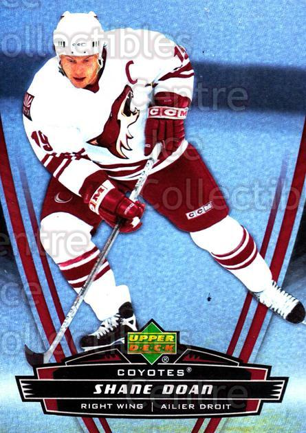 2006-07 McDonalds Upper Deck #36 Shane Doan<br/>5 In Stock - $1.00 each - <a href=https://centericecollectibles.foxycart.com/cart?name=2006-07%20McDonalds%20Upper%20Deck%20%2336%20Shane%20Doan...&quantity_max=5&price=$1.00&code=132090 class=foxycart> Buy it now! </a>