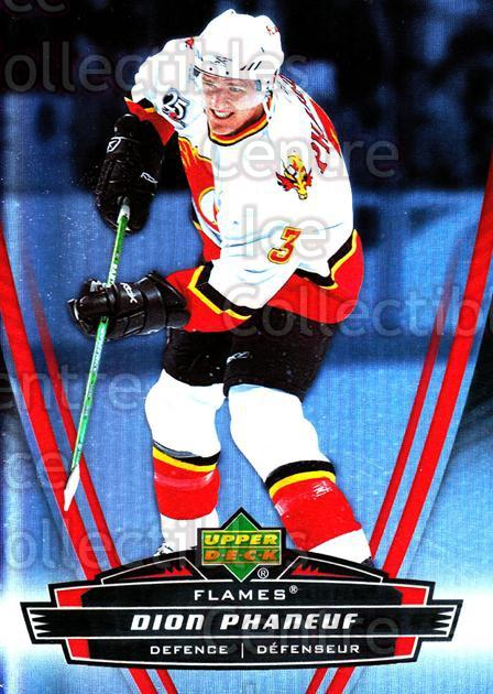 2006-07 McDonalds Upper Deck #7 Dion Phaneuf<br/>8 In Stock - $1.00 each - <a href=https://centericecollectibles.foxycart.com/cart?name=2006-07%20McDonalds%20Upper%20Deck%20%237%20Dion%20Phaneuf...&price=$1.00&code=132111 class=foxycart> Buy it now! </a>
