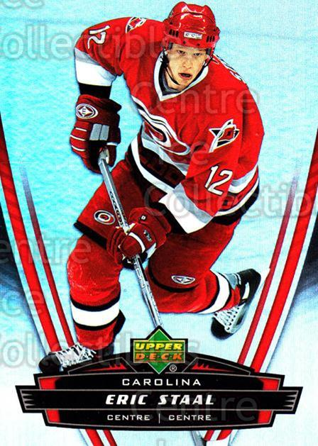 2006-07 McDonalds Upper Deck #8 Eric Staal<br/>3 In Stock - $1.00 each - <a href=https://centericecollectibles.foxycart.com/cart?name=2006-07%20McDonalds%20Upper%20Deck%20%238%20Eric%20Staal...&quantity_max=3&price=$1.00&code=132112 class=foxycart> Buy it now! </a>