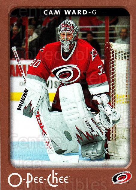 2006-07 O-Pee-Chee #100 Cam Ward<br/>6 In Stock - $1.00 each - <a href=https://centericecollectibles.foxycart.com/cart?name=2006-07%20O-Pee-Chee%20%23100%20Cam%20Ward...&price=$1.00&code=132155 class=foxycart> Buy it now! </a>