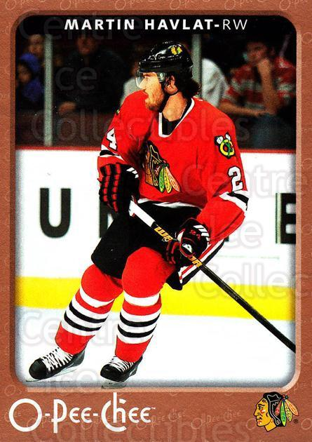 2006-07 O-Pee-Chee #111 Martin Havlat<br/>7 In Stock - $1.00 each - <a href=https://centericecollectibles.foxycart.com/cart?name=2006-07%20O-Pee-Chee%20%23111%20Martin%20Havlat...&quantity_max=7&price=$1.00&code=132167 class=foxycart> Buy it now! </a>