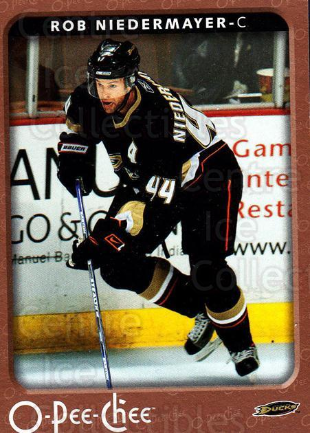2006-07 O-Pee-Chee #13 Rob Niedermayer<br/>7 In Stock - $1.00 each - <a href=https://centericecollectibles.foxycart.com/cart?name=2006-07%20O-Pee-Chee%20%2313%20Rob%20Niedermayer...&quantity_max=7&price=$1.00&code=132187 class=foxycart> Buy it now! </a>