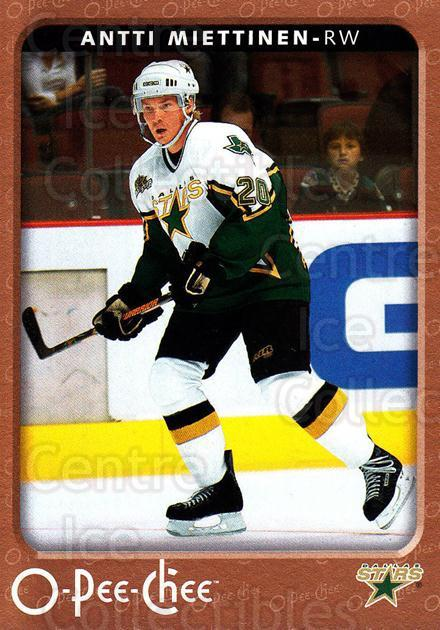2006-07 O-Pee-Chee #167 Antti Miettinen<br/>7 In Stock - $1.00 each - <a href=https://centericecollectibles.foxycart.com/cart?name=2006-07%20O-Pee-Chee%20%23167%20Antti%20Miettinen...&quantity_max=7&price=$1.00&code=132228 class=foxycart> Buy it now! </a>