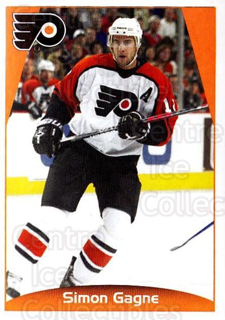 2006-07 Panini Stickers #126 Simon Gagne<br/>1 In Stock - $1.00 each - <a href=https://centericecollectibles.foxycart.com/cart?name=2006-07%20Panini%20Stickers%20%23126%20Simon%20Gagne...&quantity_max=1&price=$1.00&code=132355 class=foxycart> Buy it now! </a>