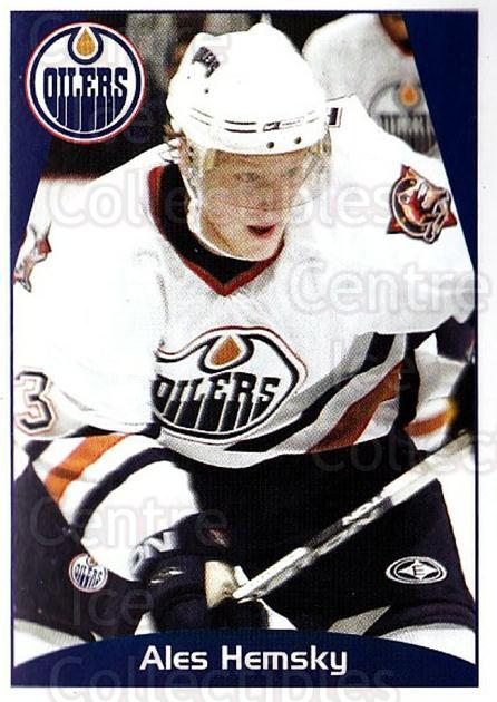 2006-07 Panini Stickers #272 Ales Hemsky<br/>1 In Stock - $1.00 each - <a href=https://centericecollectibles.foxycart.com/cart?name=2006-07%20Panini%20Stickers%20%23272%20Ales%20Hemsky...&quantity_max=1&price=$1.00&code=132459 class=foxycart> Buy it now! </a>