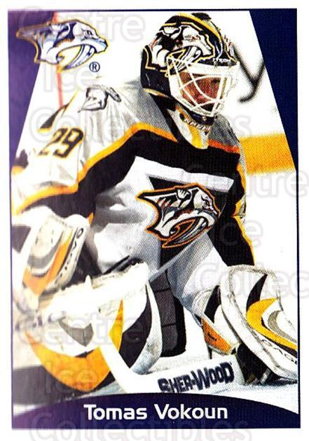 2006-07 Panini Stickers #307 Tomas Vokoun<br/>1 In Stock - $1.00 each - <a href=https://centericecollectibles.foxycart.com/cart?name=2006-07%20Panini%20Stickers%20%23307%20Tomas%20Vokoun...&quantity_max=1&price=$1.00&code=132482 class=foxycart> Buy it now! </a>