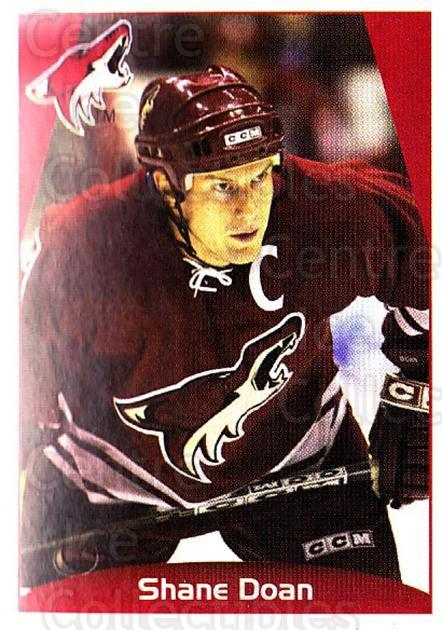 2006-07 Panini Stickers #319 Shane Doan<br/>1 In Stock - $1.00 each - <a href=https://centericecollectibles.foxycart.com/cart?name=2006-07%20Panini%20Stickers%20%23319%20Shane%20Doan...&quantity_max=1&price=$1.00&code=132487 class=foxycart> Buy it now! </a>