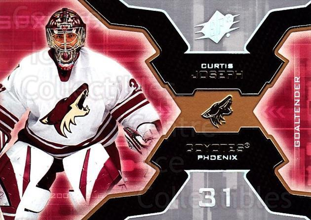 2006-07 SPx #79 Curtis Joseph<br/>4 In Stock - $1.00 each - <a href=https://centericecollectibles.foxycart.com/cart?name=2006-07%20SPx%20%2379%20Curtis%20Joseph...&quantity_max=4&price=$1.00&code=133003 class=foxycart> Buy it now! </a>