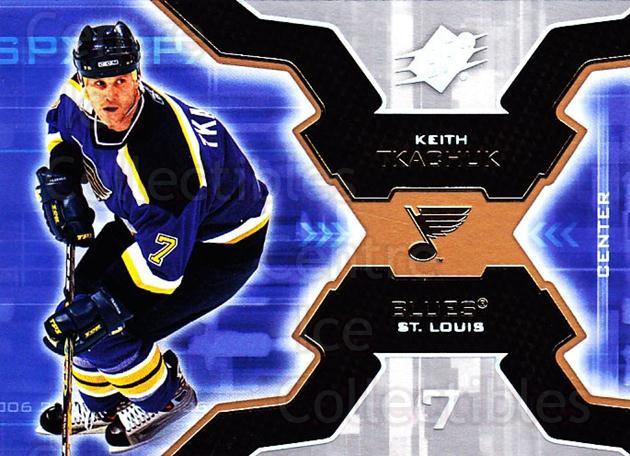 2006-07 SPx #87 Keith Tkachuk<br/>6 In Stock - $1.00 each - <a href=https://centericecollectibles.foxycart.com/cart?name=2006-07%20SPx%20%2387%20Keith%20Tkachuk...&quantity_max=6&price=$1.00&code=133010 class=foxycart> Buy it now! </a>