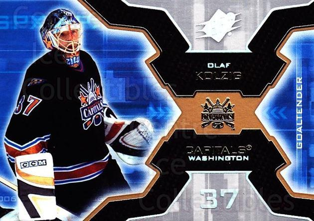 2006-07 SPx #99 Olaf Kolzig<br/>6 In Stock - $1.00 each - <a href=https://centericecollectibles.foxycart.com/cart?name=2006-07%20SPx%20%2399%20Olaf%20Kolzig...&quantity_max=6&price=$1.00&code=133023 class=foxycart> Buy it now! </a>