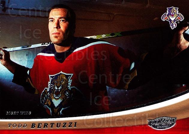 2006-07 UD Power Play #44 Todd Bertuzzi<br/>5 In Stock - $1.00 each - <a href=https://centericecollectibles.foxycart.com/cart?name=2006-07%20UD%20Power%20Play%20%2344%20Todd%20Bertuzzi...&quantity_max=5&price=$1.00&code=133296 class=foxycart> Buy it now! </a>