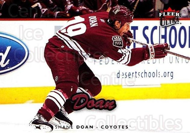 2006-07 Ultra #151 Shane Doan<br/>6 In Stock - $1.00 each - <a href=https://centericecollectibles.foxycart.com/cart?name=2006-07%20Ultra%20%23151%20Shane%20Doan...&quantity_max=6&price=$1.00&code=133412 class=foxycart> Buy it now! </a>