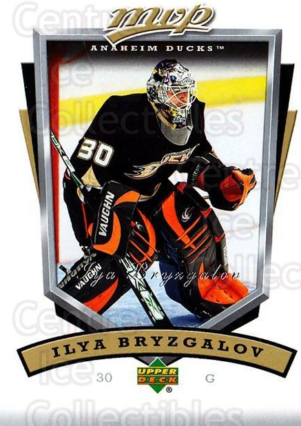 2006-07 Upper Deck MVP #2 Ilya Bryzgalov<br/>5 In Stock - $1.00 each - <a href=https://centericecollectibles.foxycart.com/cart?name=2006-07%20Upper%20Deck%20MVP%20%232%20Ilya%20Bryzgalov...&quantity_max=5&price=$1.00&code=133616 class=foxycart> Buy it now! </a>