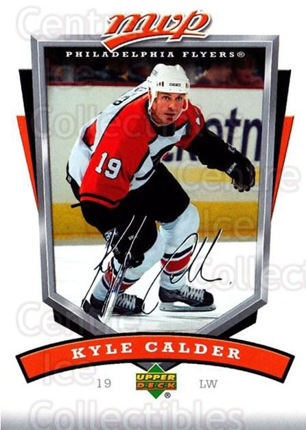 2006-07 Upper Deck MVP #220 Kyle Calder<br/>5 In Stock - $1.00 each - <a href=https://centericecollectibles.foxycart.com/cart?name=2006-07%20Upper%20Deck%20MVP%20%23220%20Kyle%20Calder...&quantity_max=5&price=$1.00&code=133640 class=foxycart> Buy it now! </a>