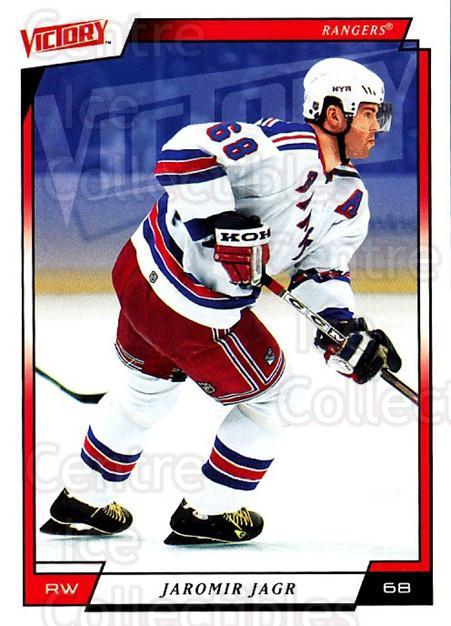 2006-07 UD Victory #130 Jaromir Jagr<br/>3 In Stock - $2.00 each - <a href=https://centericecollectibles.foxycart.com/cart?name=2006-07%20UD%20Victory%20%23130%20Jaromir%20Jagr...&quantity_max=3&price=$2.00&code=133814 class=foxycart> Buy it now! </a>