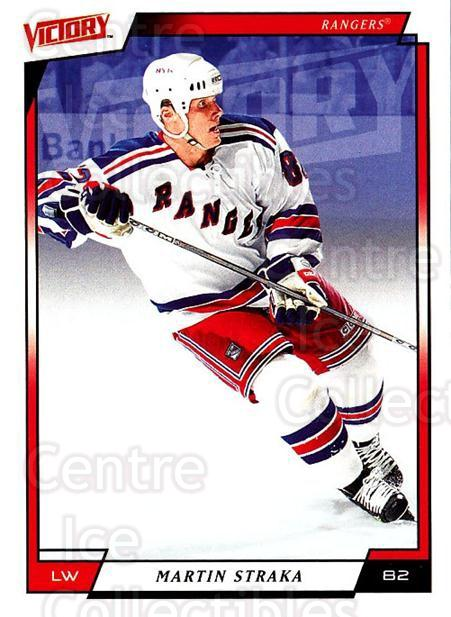2006-07 UD Victory #131 Martin Straka<br/>3 In Stock - $1.00 each - <a href=https://centericecollectibles.foxycart.com/cart?name=2006-07%20UD%20Victory%20%23131%20Martin%20Straka...&quantity_max=3&price=$1.00&code=133815 class=foxycart> Buy it now! </a>