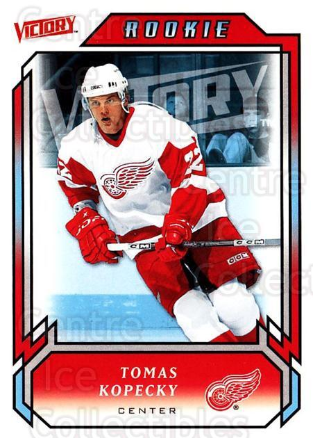 2006-07 UD Victory #201 Tomas Kopecky<br/>8 In Stock - $2.00 each - <a href=https://centericecollectibles.foxycart.com/cart?name=2006-07%20UD%20Victory%20%23201%20Tomas%20Kopecky...&quantity_max=8&price=$2.00&code=133893 class=foxycart> Buy it now! </a>