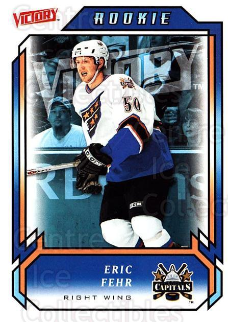 2006-07 UD Victory #205 Eric Fehr<br/>6 In Stock - $2.00 each - <a href=https://centericecollectibles.foxycart.com/cart?name=2006-07%20UD%20Victory%20%23205%20Eric%20Fehr...&quantity_max=6&price=$2.00&code=133897 class=foxycart> Buy it now! </a>