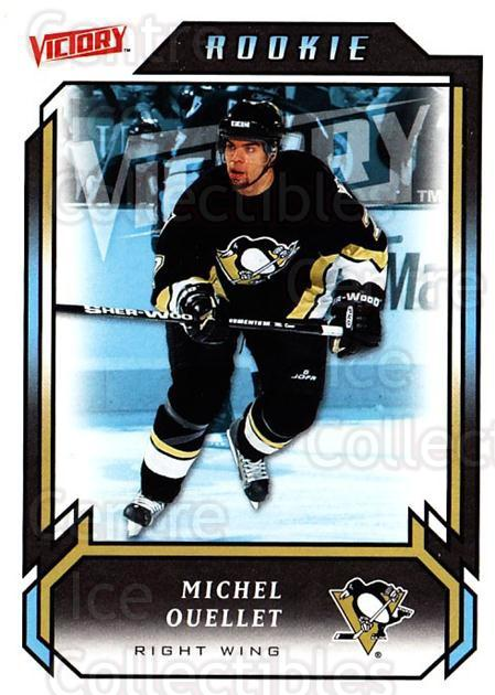 2006-07 UD Victory #216 Michel Ouellet<br/>4 In Stock - $2.00 each - <a href=https://centericecollectibles.foxycart.com/cart?name=2006-07%20UD%20Victory%20%23216%20Michel%20Ouellet...&quantity_max=4&price=$2.00&code=133909 class=foxycart> Buy it now! </a>