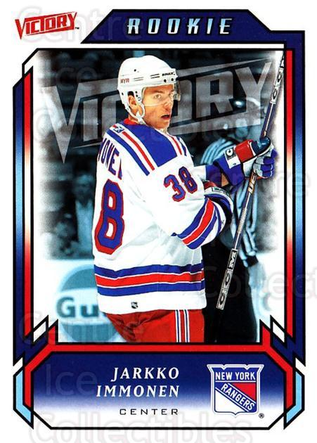 2006-07 UD Victory #223 Jarkko Immonen<br/>3 In Stock - $2.00 each - <a href=https://centericecollectibles.foxycart.com/cart?name=2006-07%20UD%20Victory%20%23223%20Jarkko%20Immonen...&quantity_max=3&price=$2.00&code=133917 class=foxycart> Buy it now! </a>