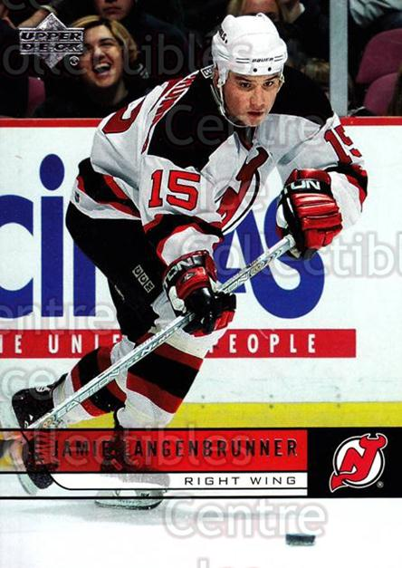 2006-07 Upper Deck #118 Jamie Langenbrunner<br/>10 In Stock - $1.00 each - <a href=https://centericecollectibles.foxycart.com/cart?name=2006-07%20Upper%20Deck%20%23118%20Jamie%20Langenbru...&quantity_max=10&price=$1.00&code=133931 class=foxycart> Buy it now! </a>