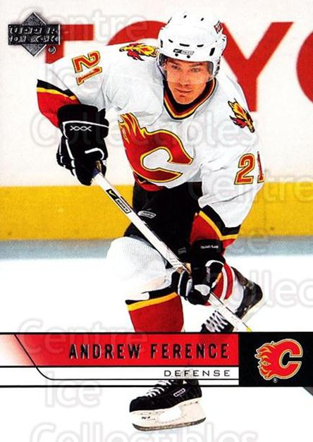 2006-07 Upper Deck #284 Andrew Ference<br/>2 In Stock - $1.00 each - <a href=https://centericecollectibles.foxycart.com/cart?name=2006-07%20Upper%20Deck%20%23284%20Andrew%20Ference...&quantity_max=2&price=$1.00&code=133962 class=foxycart> Buy it now! </a>