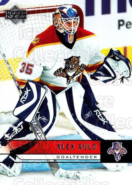 2006-07 Upper Deck #336 Alex Auld<br/>1 In Stock - $1.00 each - <a href=https://centericecollectibles.foxycart.com/cart?name=2006-07%20Upper%20Deck%20%23336%20Alex%20Auld...&quantity_max=1&price=$1.00&code=133977 class=foxycart> Buy it now! </a>