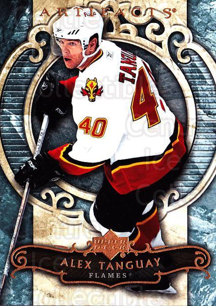 2007-08 UD Artifacts #79 Alex Tanguay<br/>4 In Stock - $1.00 each - <a href=https://centericecollectibles.foxycart.com/cart?name=2007-08%20UD%20Artifacts%20%2379%20Alex%20Tanguay...&quantity_max=4&price=$1.00&code=134121 class=foxycart> Buy it now! </a>