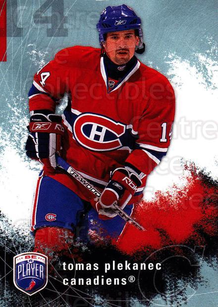 2007-08 Be A Player #102 Tomas Plekanec<br/>1 In Stock - $1.00 each - <a href=https://centericecollectibles.foxycart.com/cart?name=2007-08%20Be%20A%20Player%20%23102%20Tomas%20Plekanec...&quantity_max=1&price=$1.00&code=134142 class=foxycart> Buy it now! </a>