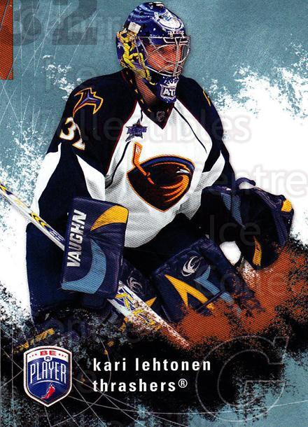 2007-08 Be A Player #11 Kari Lehtonen<br/>4 In Stock - $1.00 each - <a href=https://centericecollectibles.foxycart.com/cart?name=2007-08%20Be%20A%20Player%20%2311%20Kari%20Lehtonen...&quantity_max=4&price=$1.00&code=134150 class=foxycart> Buy it now! </a>