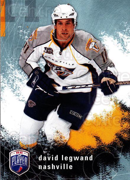 2007-08 Be A Player #113 David Legwand<br/>3 In Stock - $1.00 each - <a href=https://centericecollectibles.foxycart.com/cart?name=2007-08%20Be%20A%20Player%20%23113%20David%20Legwand...&quantity_max=3&price=$1.00&code=134154 class=foxycart> Buy it now! </a>